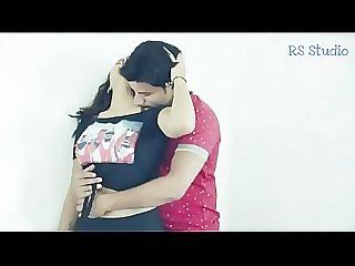 Part 1 - Pooja Hot Romance with Boyfriend at Roof