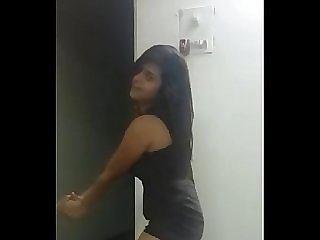Sexy Indian College Teen HOT Dance For BF